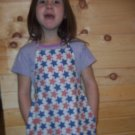 Tan with Stars Child's Chef Apron