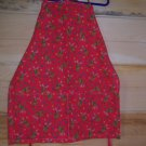 Child's Chef Apron - Christmas Reindeer & Lights