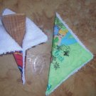 Ice Cream Cone Cozy - Tinkerbell