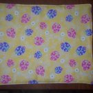 Child's Placemat - Ladybugs