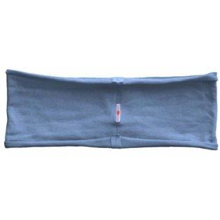 yogitoes hBand yoga headband (slate light blue gray)