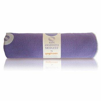 yogitoes SKIDLESS mat towel - Lavender