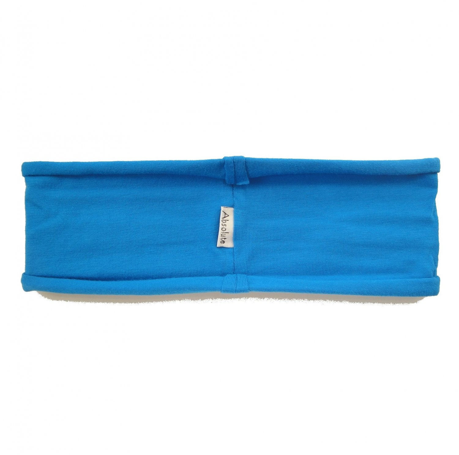 Headband (Blue) stretchy hBand for yoga, pilates, exercise, sports, sweatband or any activities