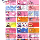 Name Labels Stickers- Hello Kitty Series