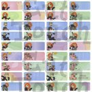 Name Labels Stickers- Kim Possible Series