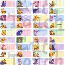 Name Labels Stickers- Winnie the Pooh Series