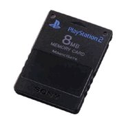 PS2 Memory Card 8MB For Sony PlayStation 2 Video Game