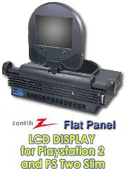 Sony Playstation 2 5.0 Color LCD Monitor for PS2