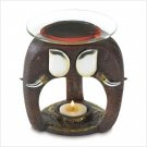 Tribal Elephant Oil Warmer
