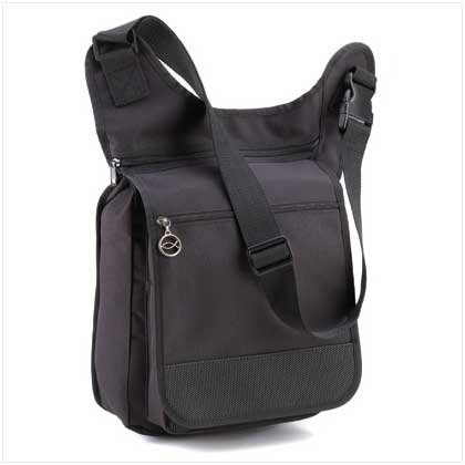 Study Wrap messenger bag