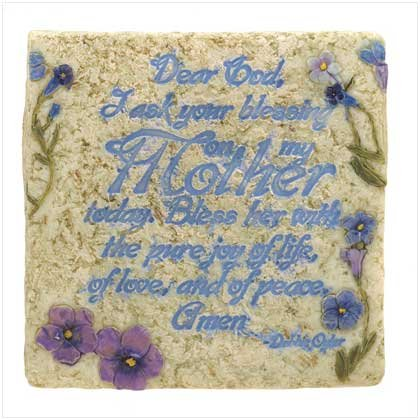 Mother's Blessing mini Plaque