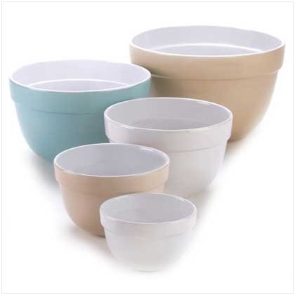 Martha Stewart Mixing Bowl Set