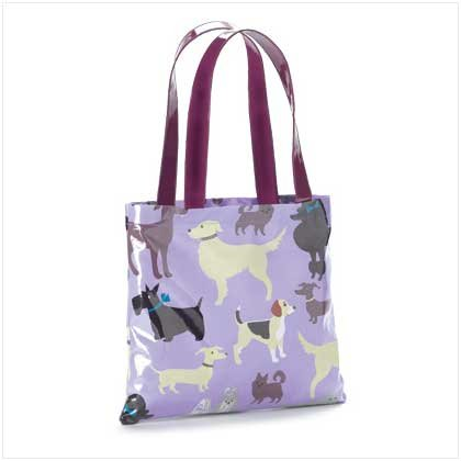 Doggy Delight's Tote Bag