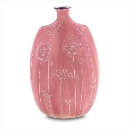 Pink Rosa Vase