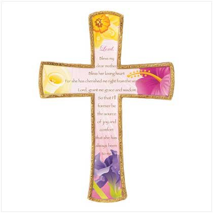 Mom Prayer Cross