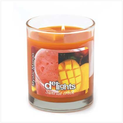 Mystic Mango delight's Candle