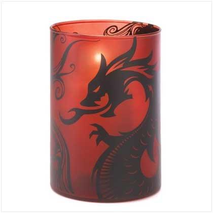 Dragoncrest Candleholder
