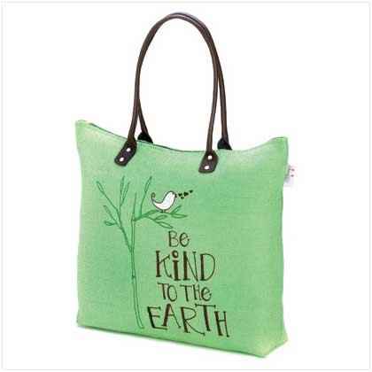 Earth-Friendly Reusable Tote