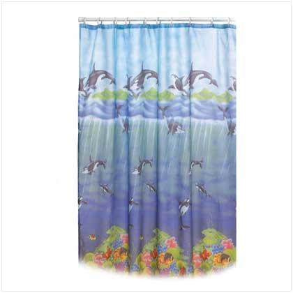 Fanta-Sea Shower Curtain