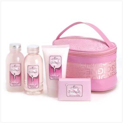 Freesia Bath Care Collection