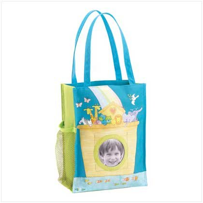 Noah's Ark Lunch Bag