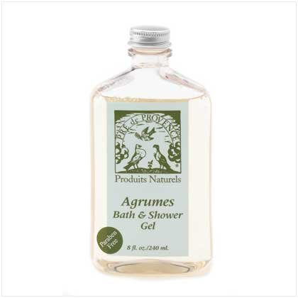 Herbal Agrumes Shower Gel