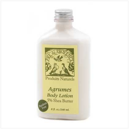 Herbal Agrumes Body Lotion