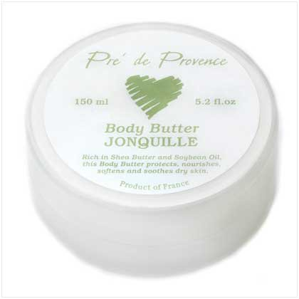 Jonquille Body Butter