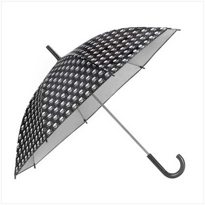 Skull and Cross Bones Umbrella