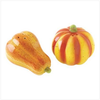 Harvest Pumpkin Shakers
