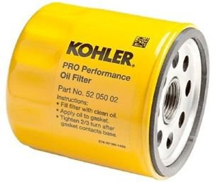 OEM Genuine Kohler Oil Filter 5205002S, 5205002-S