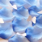 1000 LIGHT BLUE SILK ROSE PETALS WEDDING DECORATION FLOWER FAVOR RP027