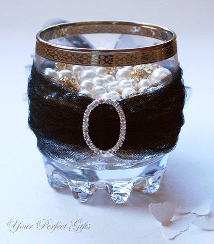 "24 OVAL 1.2"" Silver Diamante Rhinestone Crystal Buckle Sliders Wedding Invitation BK062"