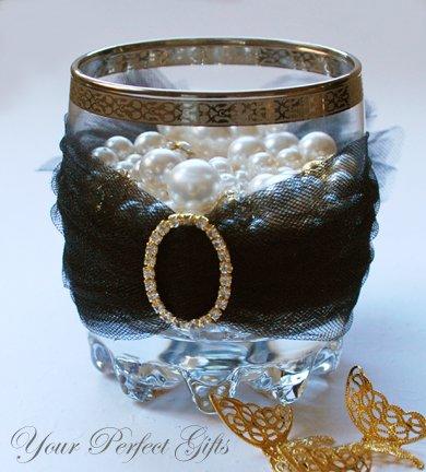 "12 OVAL 1.2"" Gold Diamante Rhinestone Crystal Buckle Sliders Wedding Invitation BK084"