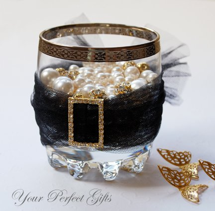 "24 RECTANGLE 1.25"" Gold Diamante Rhinestone Crystal Buckle Sliders for Wedding Invitation BK094"