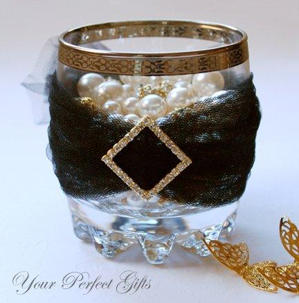"24 DIAMOND SQUARE 1"" Gold Diamante Rhinestone Crystal Buckle Sliders Wedding Invitation BK041"