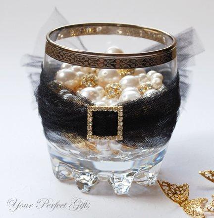 24 LARGE SQUARE 20mm Gold Diamante Rhinestone Crystal Buckle Sliders For Wedding Invitation BK039