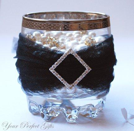 "200 DIAMOND SQUARE 1"" Silver Large Diamante Rhinestone Ribbon Buckle Sliders Wedding Invitation Card"