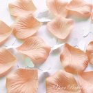 1000 PEACH ROSE PETALS WEDDING DECORATION FLOWER FAVOR RP021