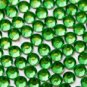20 pcs Green Swarovski Rhinestone Jewels 5mm Handmade Crystal Bouquet Centerpiece Stem Jewelry BJ020