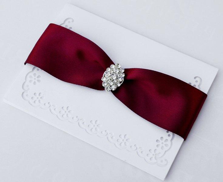 20 Fancy OVAL Silver Diamante Rhinestone Crystal Buckle Slider Wedding Invitation Chair Cover BK073