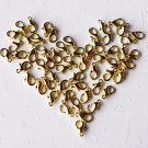 100 pcs Clasp lobster claw gold plated 10x6mm AC026
