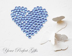 1000 Acrylic Faceted Flat Back Light Blue Rhinestone 1.5mm Wedding Invitation scrapbooking LR110
