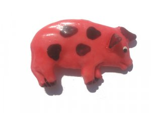 Pig-ALL MAGNET ORDERS HAVE A 25 PIECE MINIMUM (ASSORTED OR SAME)