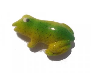 Frog ---ALL MAGNET ORDERS HAVE A 25 PIECE MINIMUM (ASSORTED OR SAME)