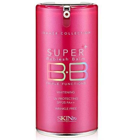 Skin79 BB cream [SUPER PLUS BEBLESH BALM TRIPLE FUNCTIONS] -40g Free Registered Article Fee