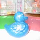 Blue ducky baby shower soap