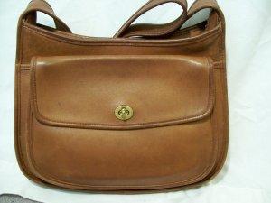 Coach Taft Bag British Tan 9980 United States Brass Hardware