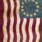 Betsy Ross Colonial Large Flag