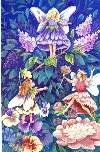 Fairies Garden Mini Flag